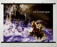 The Legend of Zelda Home Decor Anime Japanese Poster Wall Scroll New 012