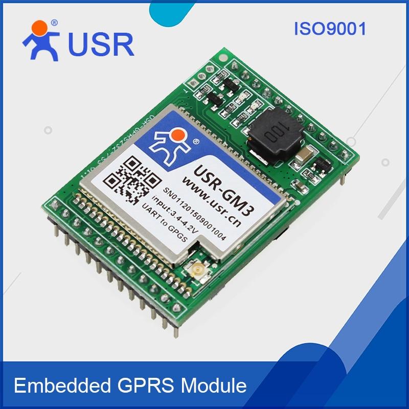USR-GPRS232-7S3 Pin Type UART TTL GPRS/GSM Module