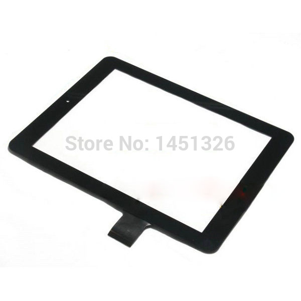 F0251 XDY Black Digitizer Glass for Teclast G18 Touch Screen
