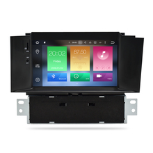 Автомагнитола 2 Din на Android 9,1 для Citroen C4 C4L DS4 2013 2014 2015 2016, DVD плеер, радио, видео, FM, GPS навигация