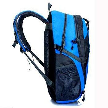 Men Backpack mochila masculina Waterproof Back Pack  Designer Backpacks Male Escolar High Quality Unisex Nylon bags Travel bag 2