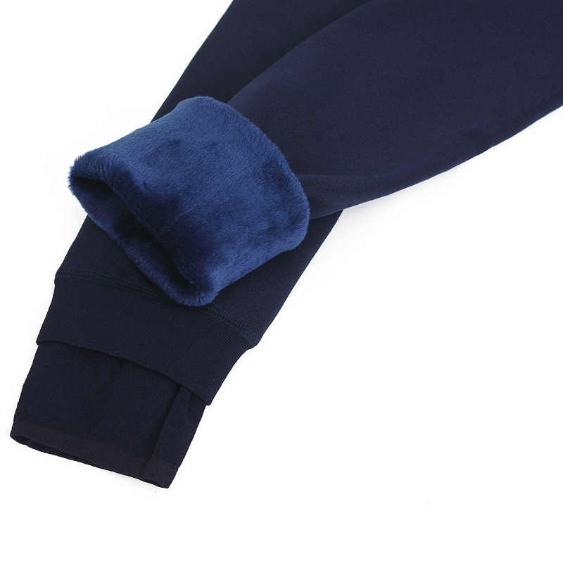 d52095be5cb58 ... Nessaj Women's Candy Colors Women Pants Plus Velvet Thick Warm Leggings  Ladies Pants For Winter Super