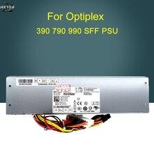 NEUE original netzteil für OPTIPLEX 790 990 3010 7010 SFF 240 Watt stromversorgung H240AS-00 L240AS-00, 3WN11 2 TXYM CV7D3