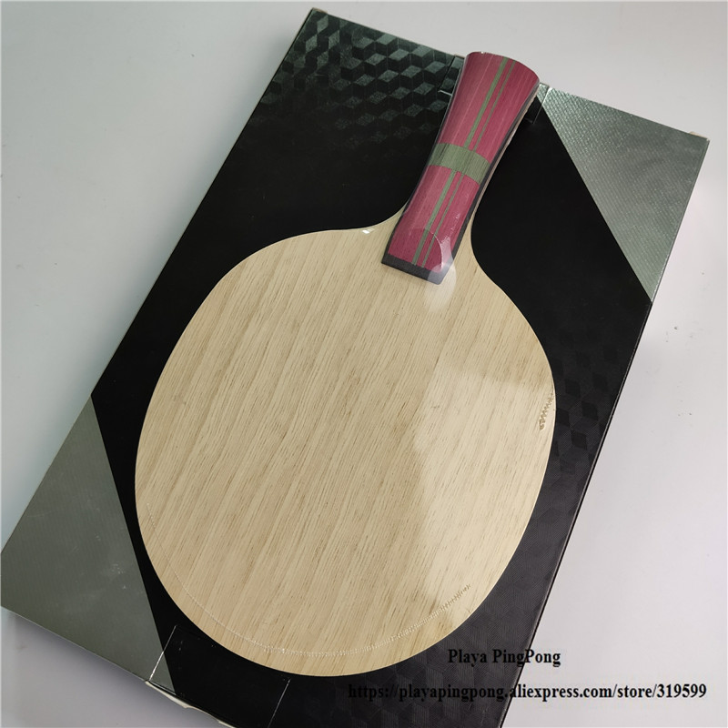 Customizable like Innferforce ZLC Apollonia structure table tennis rackets performance to price ratio superele Playa PingPong