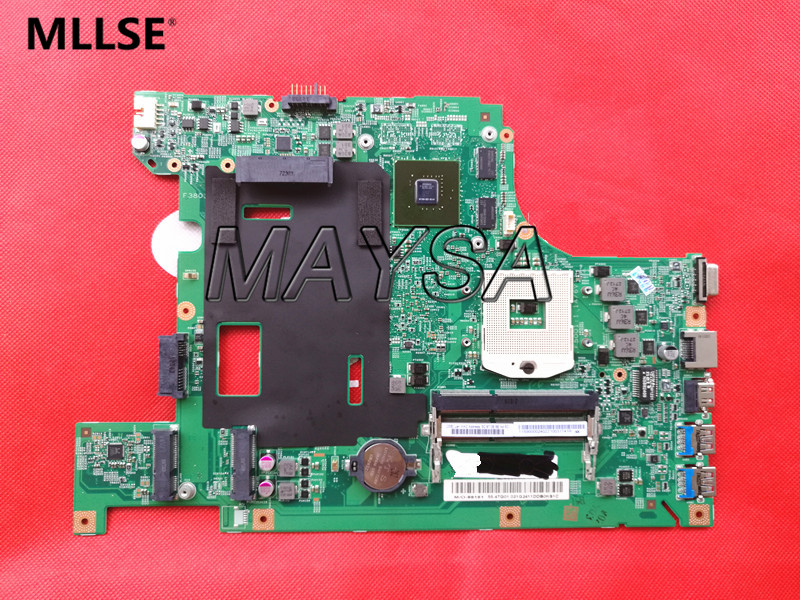 B590 Motherboard PGA989 HM77 with discrete Graphics GT740M n14p-gv2-b-a1 Fit for Lenovo B590 Notebook PC gv r5876p 2gd b купить