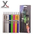 100pcs/lot Evod Electronic Cigarette Kit With Mt3 Clearomizer e cigarette rechargeable e-cigarettes Evod pen vape vapozier