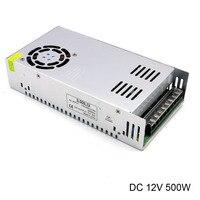DC 12V Switching Power Supply AC 110V/220V to DC 42A 40A 500W Power Source Led Driver
