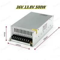 Switch Power Supply Driver for LED Strip Light