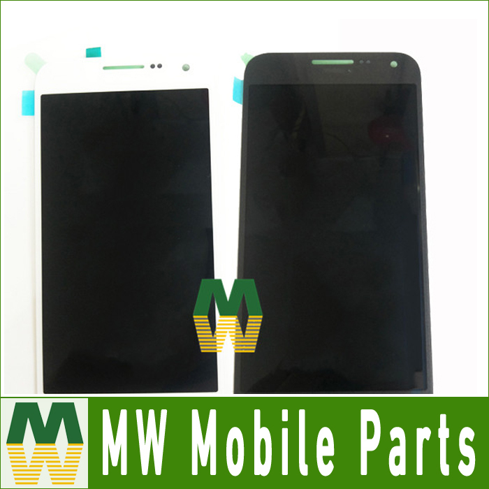 1 PC /Lot For Samsung Galaxy E5 E500F White Blue Color LCD Display +Touch Screen Digitizer Replacement Part
