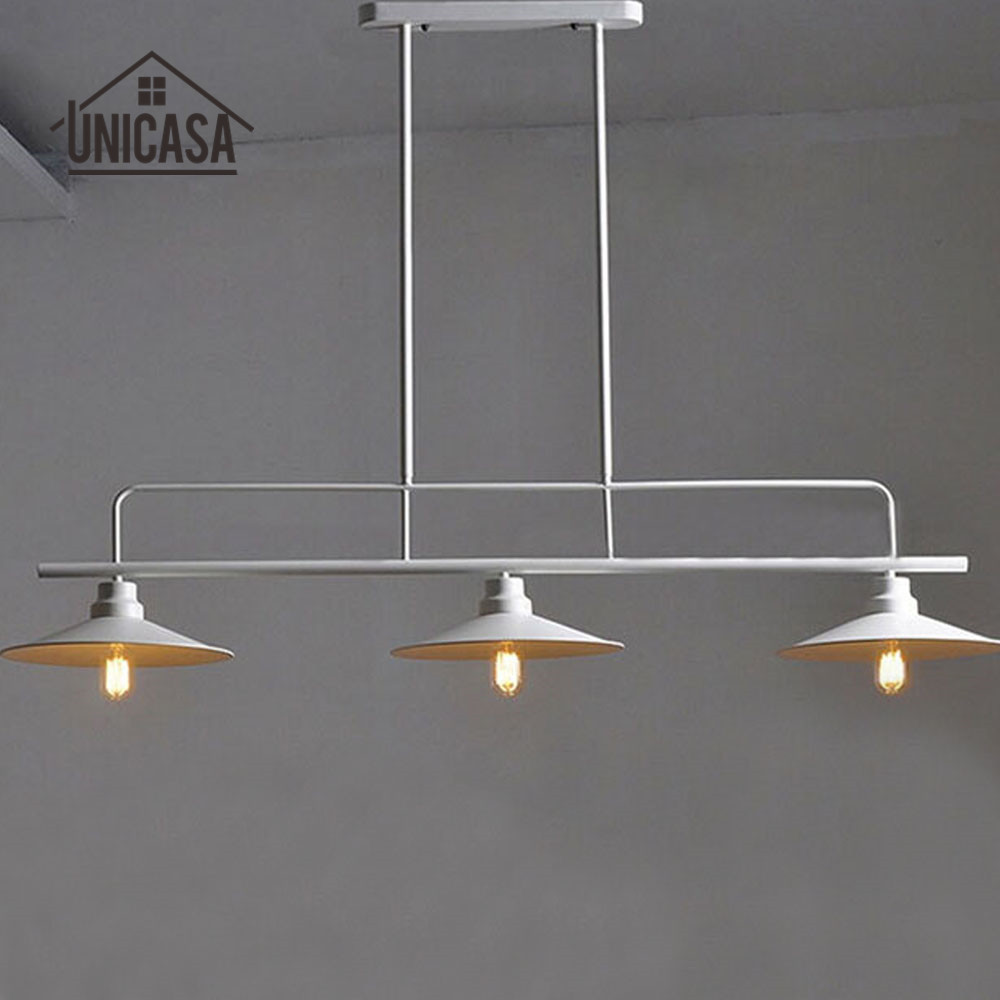 compare prices on industrial kitchen island online shopping buy vintage pendant lights wrought iron industrial lighting office hotel kitchen island led light white antique pendant