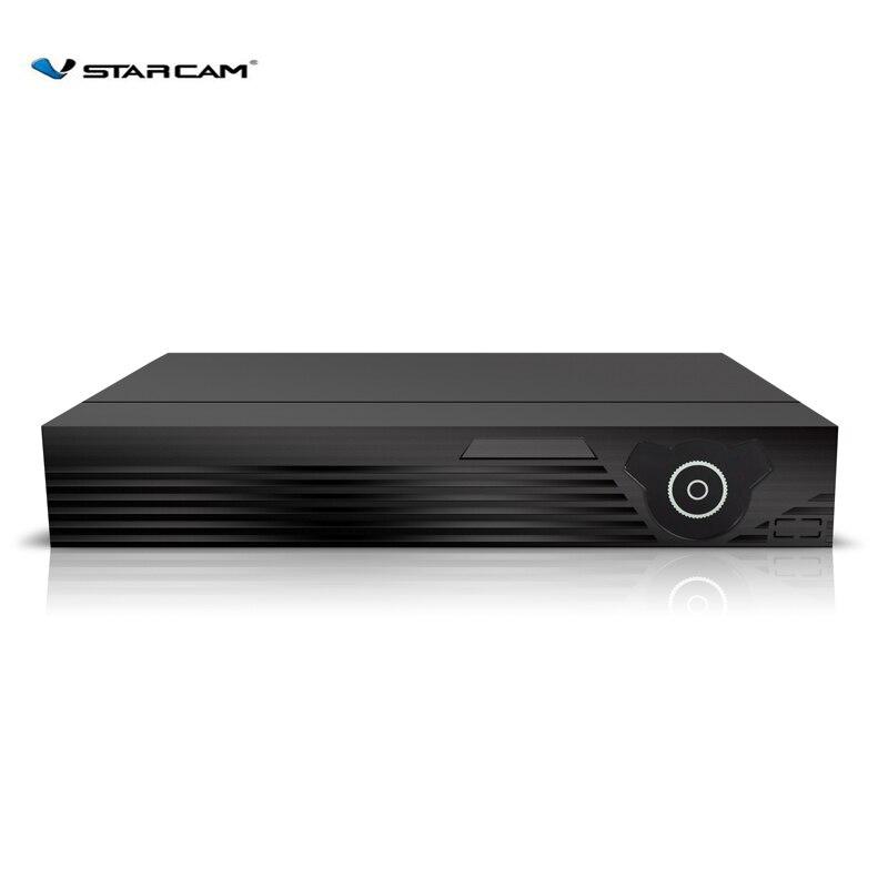 EYE4 VStarcam 4CH N400 8 Canal N800 Onvif nvr entrée audio HDMI Réseau enregistreur vidéo HD1080P NVR 8CH pour ip caméra
