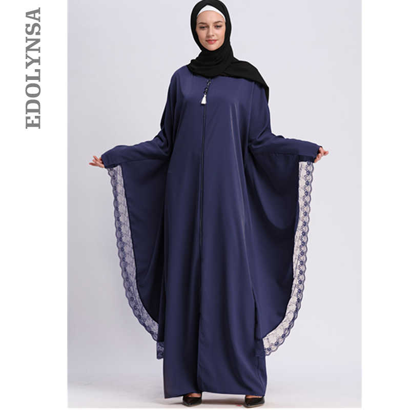 d3e1651ae817c Modest Islamic Dress Islam Women Clothing Muslim Dress Moroccan Kaftan  Dubai Hijab Qatar Turkish Abaya Elegant Robe Caftan D719
