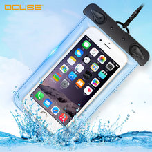 Waterproof Phone Case Float Water Proof Pouch Mobile Cell Dry Bag For Xiaomi Samsung Iphone Huawei Honor 20 Smartphone Accessory(China)