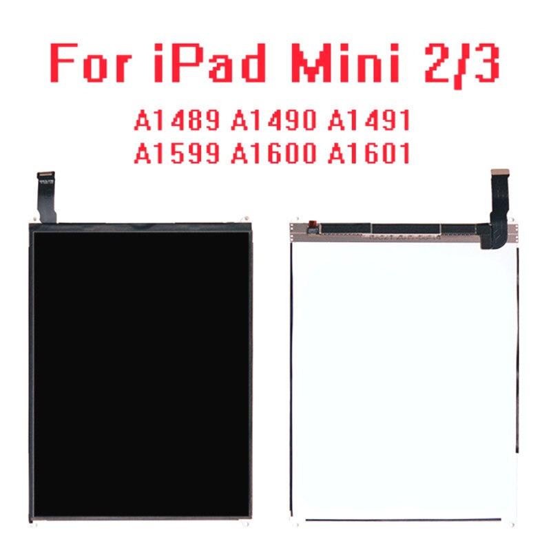 10 pcs/lot écran lcd d'origine pour iPad mini 2 A1489 A1490 A1491 mini 3 A1599 A1600 A1601 remplacement de l'écran LCD