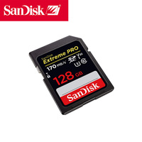 Sandisk carte micro sd card SDHC/SDXC 128GB Class10 Memory Card 170MB/S Cartao De Memoria for camera digital canon tarjeta sd