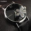YAZOLE Women Watches Brand Luxury 2017 Wristwatch Female Clock Wrist Watch Lady Quartz-watch Montre Femme Relogio Feminino