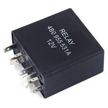 цены Intermittent Wiper Motor Control Relay for VW Passat B5 MK4 Bora Golf Audi 4B0 955 531A Turn Signal Relay Car electronics switch