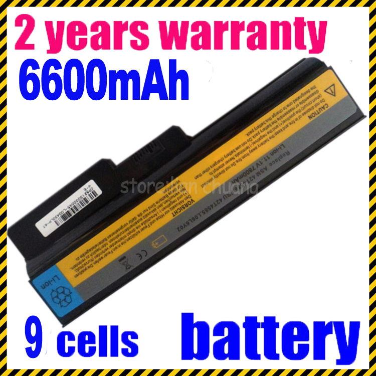 JIGU Hot 6600MAH Battery For Lenovo 3000 G430 4153 G450M N500 for IdeaPad Z360 G530