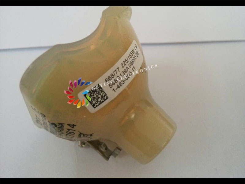 High quality POA-LMP131 Original Projector Lamp Bulb 610-343-2069 for PLC-XU300 PLC-XU300A PLC-XU355 PLC-XU355A high quality original projector lamp bulb 311 8943 for d ell 1209s 1409x 1510x
