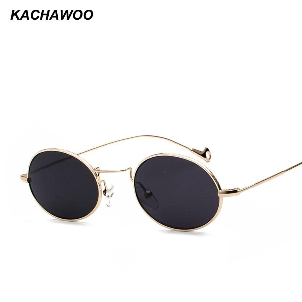 Retro 80s Round Mirrored Punk Metal Sunglasses Eye Glasses Eyewear  OR