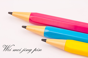 Image 4 - 3 pcs/set cute mechanical pencil kawaii automatic pencil mechanical pencils  pen for school and drawing 2B 0.7mm