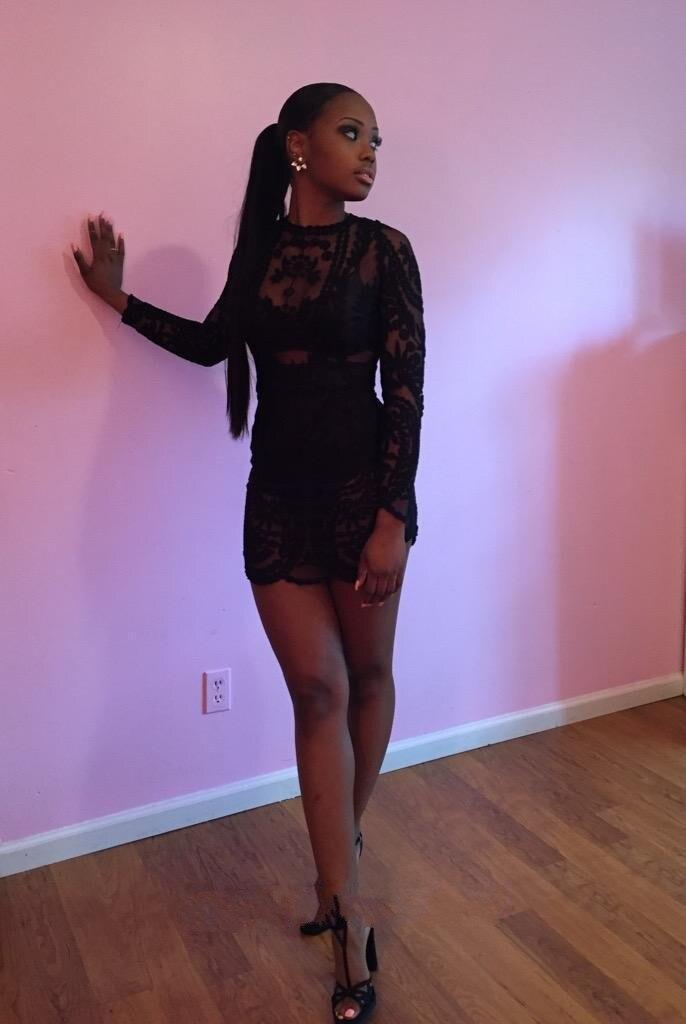 Сексуальные двухсекционные прозрачные черные кружевные короткие платья для выпускного вечера с длинным рукавом, съемное пальто длиной до пола, вечерние пышные платья