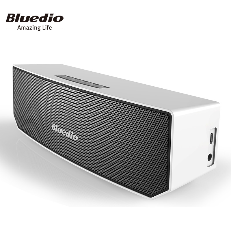 Bluedio BS 3 (Camel) Mini Bluetooth speaker Portable