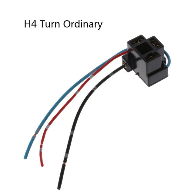 H4 Bulb Connector Wiring - Wiring Diagrams H Headlight Socket Wiring Diagram on