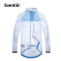 NEW2016 Cycling Jersey Raincoat WindProof Jacket UPF30 Light Men Outdoor Professional Bike Cycling Sports White Jacket