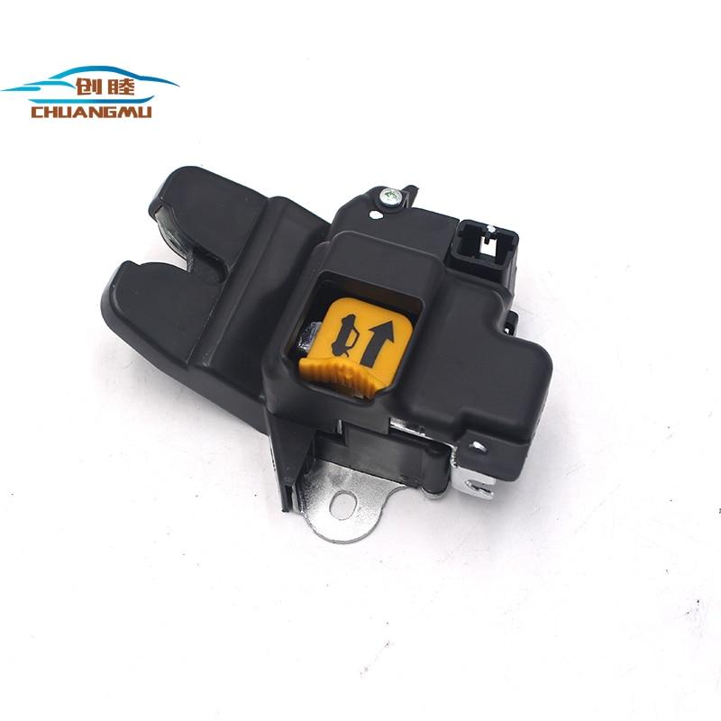 CHUANGMU For HYUNDAI SOLARIS Trunk Lock  81230-0U300
