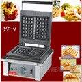 1 шт.  горячая распродажа  одноголовая квадратная вафельная машина  антипригарная тарелка  машина для закусок  электрическая квадратная ваф...