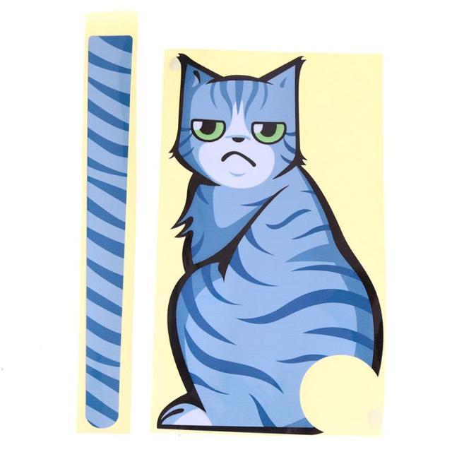 Kot Naklejki Samochodowe Naklejki Wycieraczki Samochodowe Kalkomania