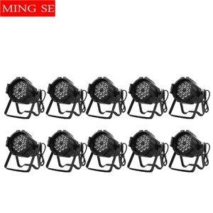 10units 18x3w Aluminu LED Stag