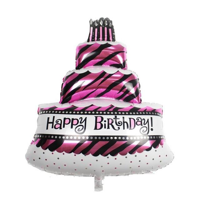Anniversary Cake Balloon