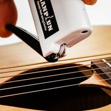 Smart Tuner Automatic Guitar Tuning Strings Tuner Smart  String Winder Acoustic Electric Guitar Automatic Tool new acoustic electric guitar string winder peg bridge pin tool plastic black
