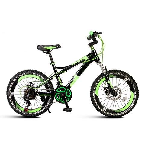 bicicleta das criancas 20 polegada 21 velocidade carrinho mountain bike