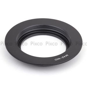 Image 5 - Pixco עדשת עבודת מתאם עבור M42 בורג עדשת Minolta MD MC מצלמה הר XD 7 XD 5 XD 11 XG XG7 X370 X500 X 700