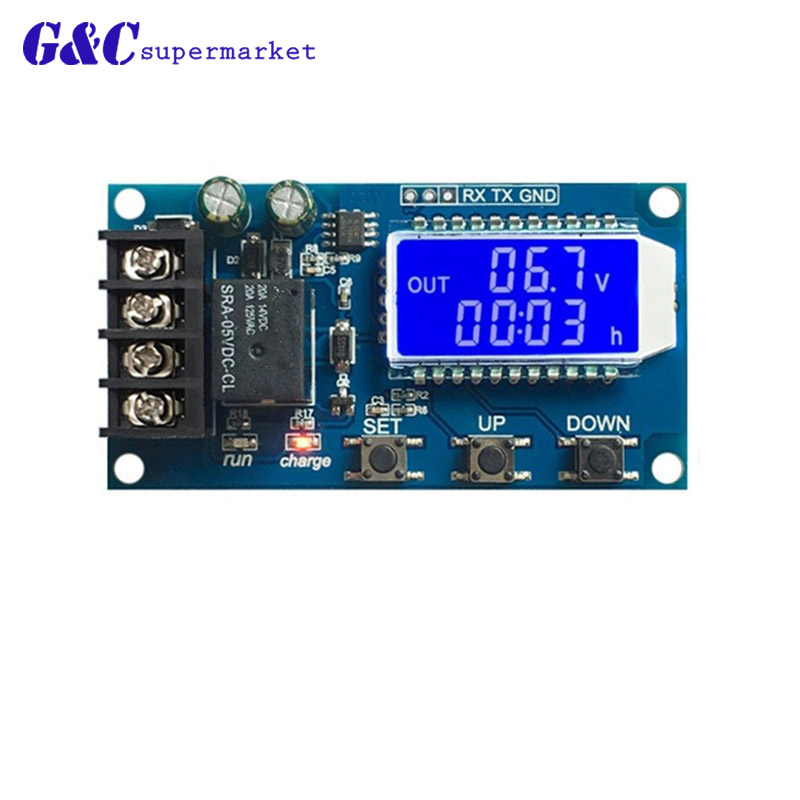 10/30A Lithium Battery Charge Controller Protection Board