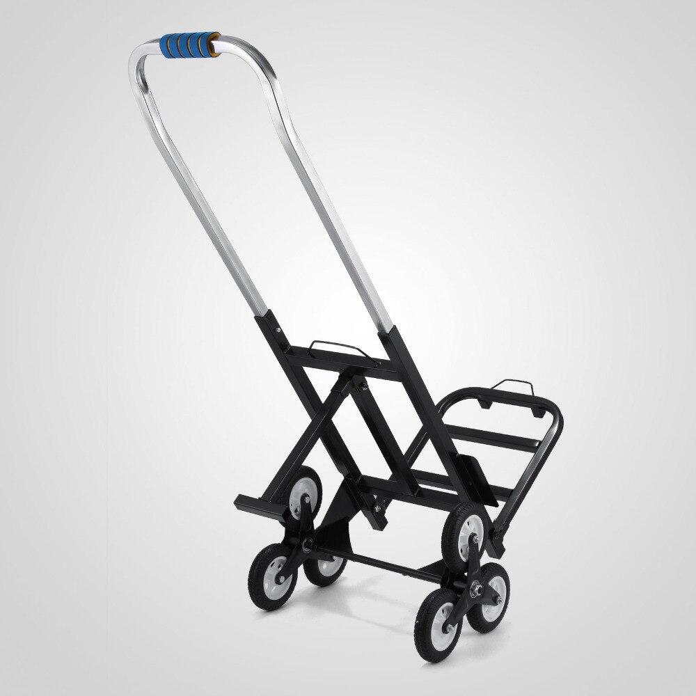 190 KG TRI roue brouette escalier escalade sac chariot escalade escaliers escalade chariot