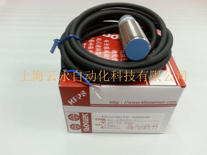 NEW  ORIGINAL XP-18D05E1   Taiwan  kai fang KFPS twice from proximity switch turck proximity switch bi2 g12sk an6x