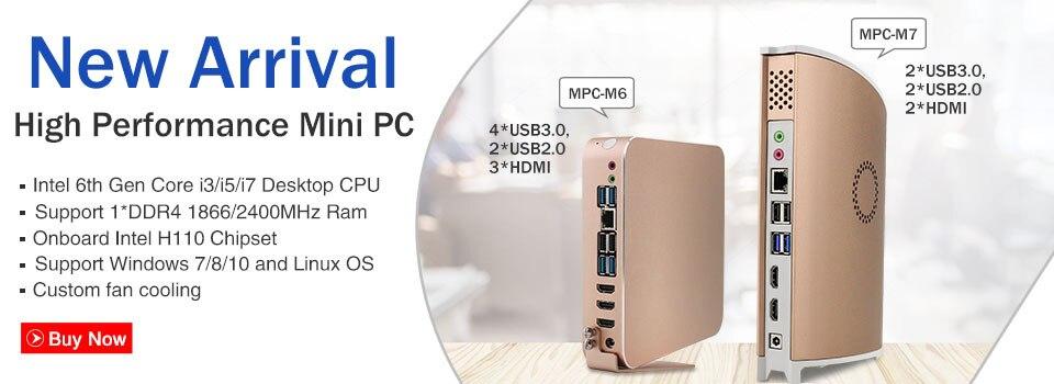 M6M7 Mini PC
