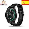 [Испании Центр] GW01 Smart Watch Спортивные Часы Браслет Bluetooth 4.0 IPS Круглый Экран Для Android IOS Телефонов
