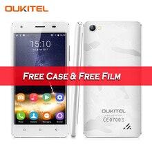 """Оригинал Oukitel C5 Pro 5.0 """"4 Г Android 6.0 Разблокирован Смартфон MTK6737 Quad Core 1.3 ГГц 2 ГБ RAM 16 ГБ ROM 5.0MP Камера GPS ОТА"""