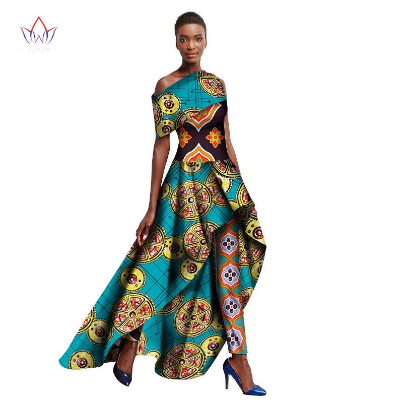 2019 Printemps Ankara Fashions Vêtements africains traditionnels - Vêtements nationaux - Photo 4