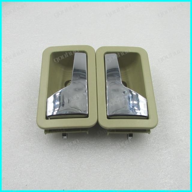 Perfect 4 PCS For Lifan 520 Old Model Inner Door Handle Four Door Handle 4 Door
