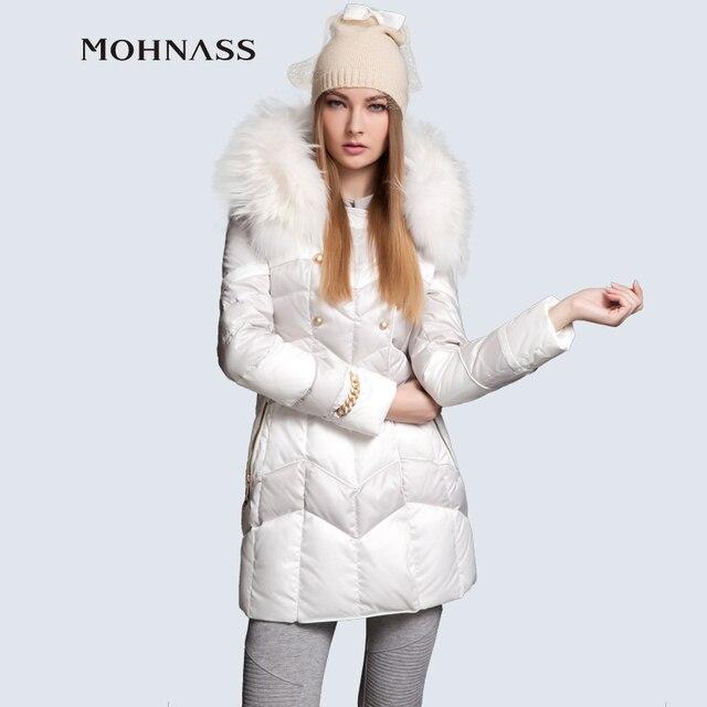 MOHNASS 2014 куртка зимняя женская пуховики женские мода женские пальто парка женская пиджак женский одежда для женщин куртка зимняя женская 3A7048