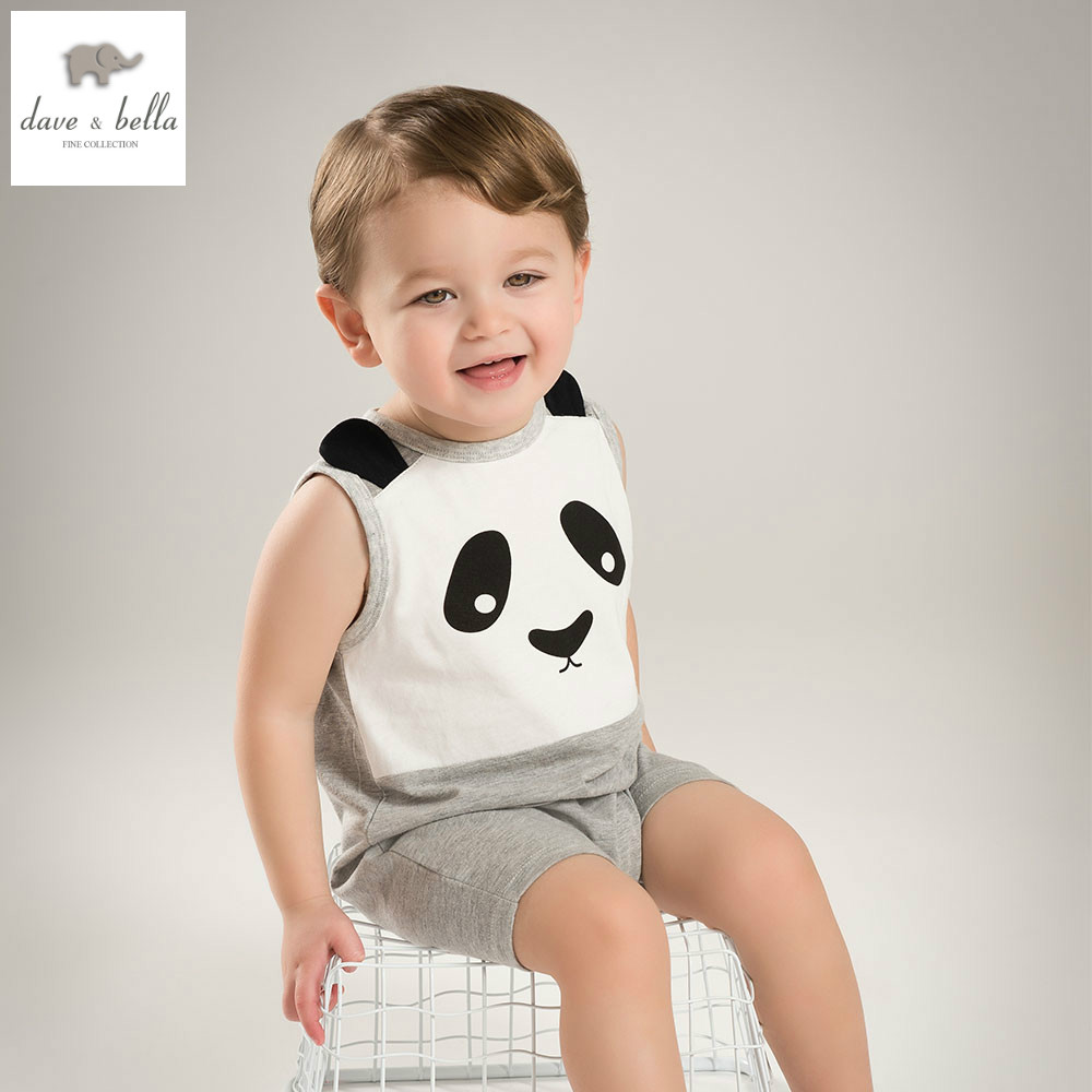 DB5961 dave bella summer new born baby boys cotton romper kids infant romper childs lovely rompers 1 pc children romper db5033 dave bella summer new born baby unisex rompers cotton infant romper kids lovely 1 pc children romper