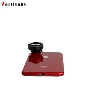 Image 4 - 7 אומנים סופר רחב זווית עיוות משלוח נייד טלפון עדשת אפל Huawei xiaomi נייד טלפון אוניברסלי מצלמה חיצוני HD עדשה