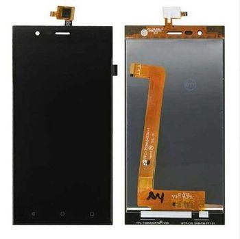 Pantalla LCD de 5 pulgadas + ensamblaje del digitalizador de la pantalla táctil para Highscreen Boost Pro 3 SE/Boost 3 SE para highscreen Boost 3