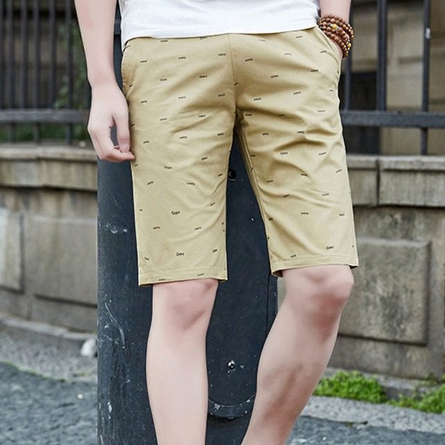 100% Cotton Shorts for Men 2